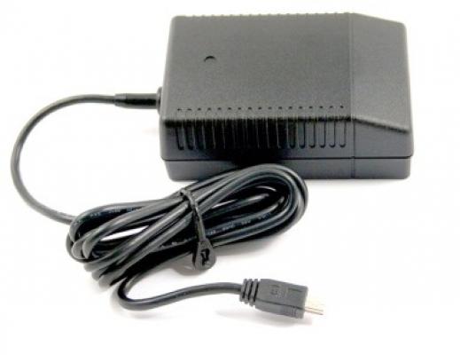Mini USB Laddare Set Svart